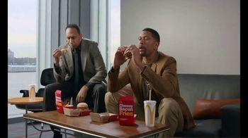 McDonald's Classics With Bacon TV Spot, 'Pinnacle' Feat. Stephen A. Smith, Jalen Rose - Thumbnail 2