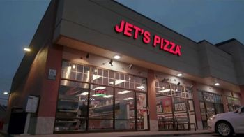 Jet's Pizza Perfectly Paired Pepperoni Pizza TV Spot, 'Inspired by the Motor City'