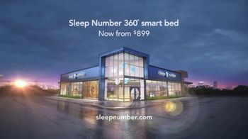 Sleep Number 360 Smart Bed TV Spot, 'A Revolution in Sleep' - Thumbnail 10