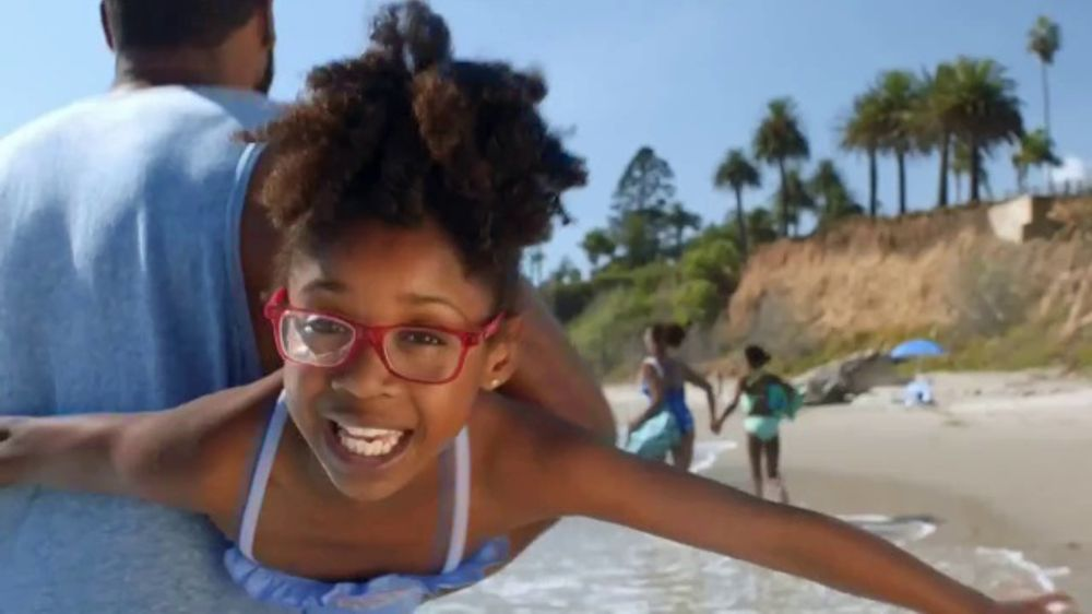 Visit California TV Commercial, 'Parents Like It, Too'