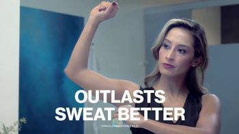 Secret Outlast TV Spot, 'Women's World: All Strength, No Sweat' - Thumbnail 3