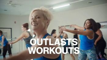 Secret Outlast TV Spot, 'Women's World: All Strength, No Sweat' - Thumbnail 7