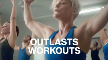 Secret Outlast TV Spot, 'Women's World: All Strength, No Sweat' - Thumbnail 8
