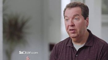 SoClean TV Spot, 'Taking a Risk'