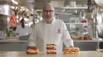 Arby's TV Spot, 'Light Bulb' Featuring H. Jon Benjamin, Song by YOGI - 244 commercial airings