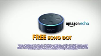 1-800-HANSONS TV Spot, 'Winterize & Free Echo Dot' - Thumbnail 8
