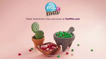 Personalized M&M's TV Spot, 'Valentine's Day: For Couples' - Thumbnail 8