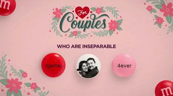 Personalized M&M's TV Spot, 'Valentine's Day: For Couples' - Thumbnail 2