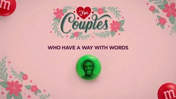 Personalized M&M's TV Spot, 'Valentine's Day: For Couples' - Thumbnail 6