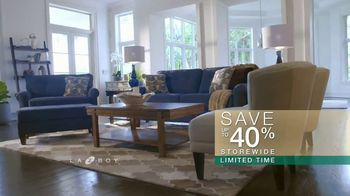 La-Z-Boy Super Saturday Sale TV Spot, 'Up to 40 Percent Off' - Thumbnail 7