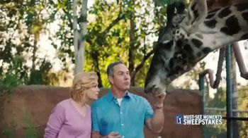 PGA TOUR Must-See moments Sweepstakes TV Spot, 'Inside the Ropes Experience' - 312 commercial airings