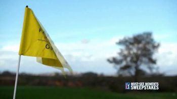 PGA TOUR Must-See moments Sweepstakes TV Spot, 'Inside the Ropes Experience' - Thumbnail 4