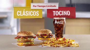 McDonald's Classics With Bacon TV Spot, 'Los clásicos con tocino: Cheesy Bacon Fries' [Spanish] - Thumbnail 5