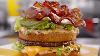 McDonald's Classics With Bacon TV Spot, 'Los clásicos con tocino: Big Mac Bacon' [Spanish] - Thumbnail 3