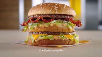 McDonald's Classics With Bacon TV Spot, 'Los clásicos con tocino: Big Mac Bacon' [Spanish] - Thumbnail 4