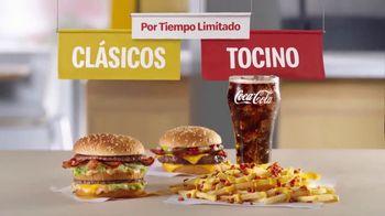 McDonald's Classics With Bacon TV Spot, 'Los clásicos con tocino: Big Mac Bacon' [Spanish] - Thumbnail 5
