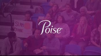 Poise Daily Liners TV Spot, 'You Can Be All In' - Thumbnail 1