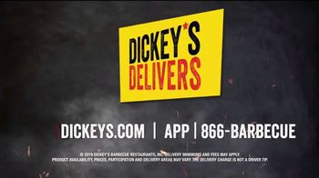 Dickey's BBQ 2-Meat Plate TV Spot, 'Double Up' - Thumbnail 10