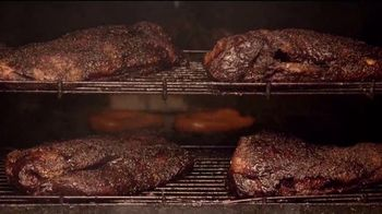 Dickey's BBQ 2-Meat Plate TV Spot, 'Double Up' - Thumbnail 2