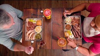 Dickey's BBQ 2-Meat Plate TV Spot, 'Double Up' - Thumbnail 6