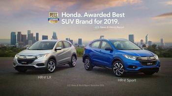 2019 Honda HR-V TV Spot, 'Why Not HR-V?' [T1] - Thumbnail 6