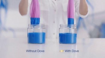 Dove Intensive Repair Conditioner TV Spot, 'Color Test' - Thumbnail 6
