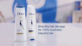 Dove Intensive Repair Conditioner TV Spot, 'Color Test' - Thumbnail 8