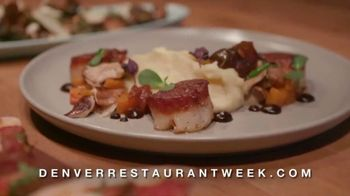 Visit Denver TV Spot, '2019 Restaurant Week' - Thumbnail 8