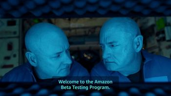Amazon Super Bowl 2019 Teaser, 'Alexa, What Is the Amazon Beta Testing Program?' Ft. Mark Kelly - Thumbnail 5