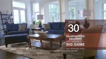 La-Z-Boy Super Weekend Sale TV Spot, 'Delivery for the Big Game' - Thumbnail 7