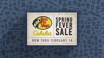 Bass Pro Shops Spring Fever Sale TV Spot, 'Angler Jackets and Baitcast Combo'