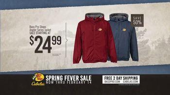 Bass Pro Shops Spring Fever Sale TV Spot, 'Angler Jackets and Baitcast Combo' - Thumbnail 4