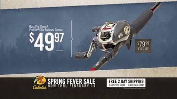 Bass Pro Shops Spring Fever Sale TV Spot, 'Angler Jackets and Baitcast Combo' - Thumbnail 5