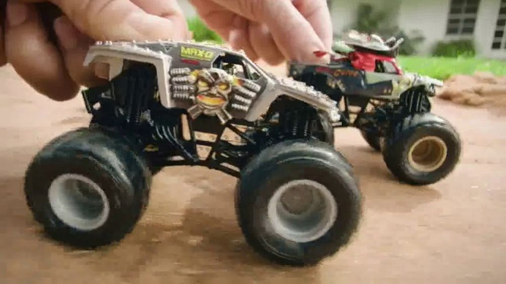 Monster Jam Toys TV Commercial, 'Disney Channel: Go Big' - Video