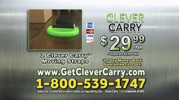 Clever Carry TV Spot, 'Adjustable Moving Strap' - Thumbnail 10