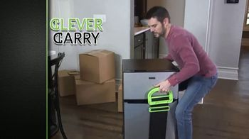 Clever Carry TV Spot, 'Adjustable Moving Strap'