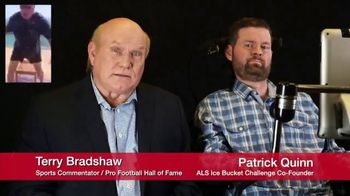 ALS Association TV Spot, 'Terry Bradshaw & Pat Quinn ALS PSA'