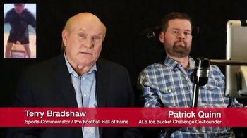 ALS Association TV Spot, 'Terry Bradshaw & Pat Quinn ALS PSA' - 49 commercial airings
