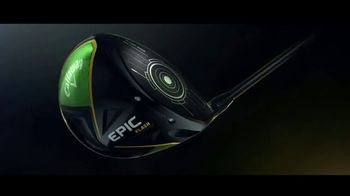 Callaway Epic Flash TV Spot, 'Artificial Intelligence'