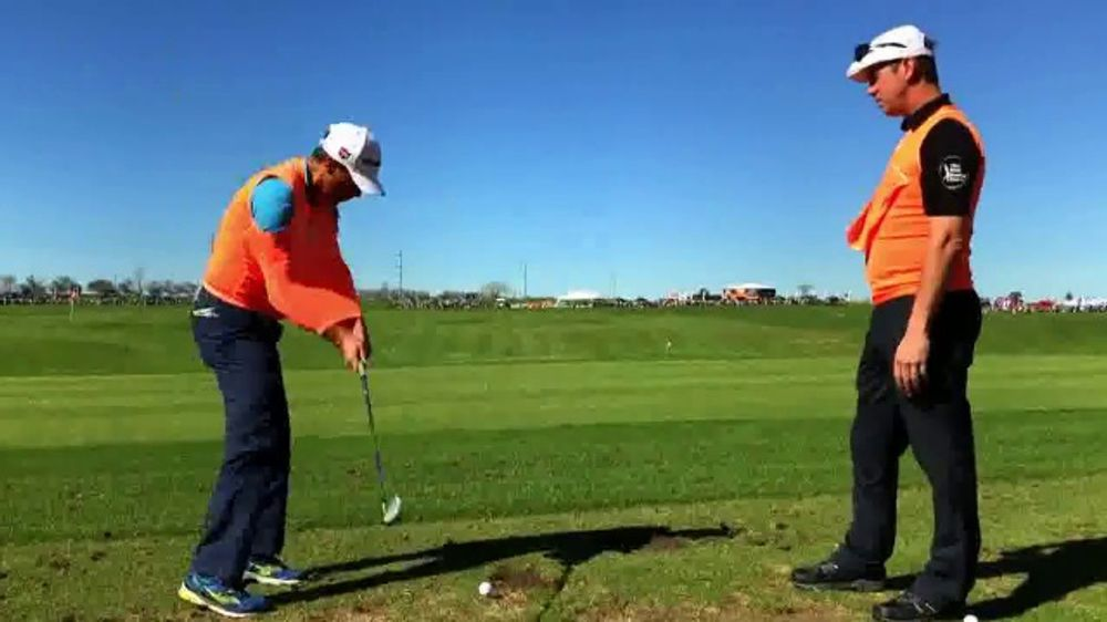 The Golf Swing Shirt TV Commercial, 'On Accident'