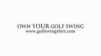 The Golf Swing Shirt TV Spot, 'On Accident' - Thumbnail 9