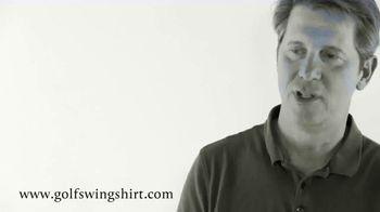 The Golf Swing Shirt TV Spot, 'On Accident' - Thumbnail 3