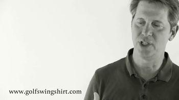 The Golf Swing Shirt TV Spot, 'On Accident' - Thumbnail 4