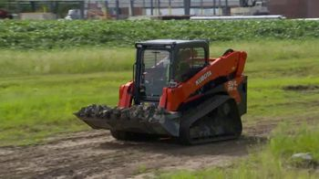 Kubota SVL Trackloaders TV Spot, 'Operate Worry-Free' - Thumbnail 2