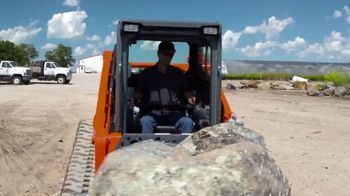 Kubota SVL Trackloaders TV Spot, 'Operate Worry-Free' - Thumbnail 5
