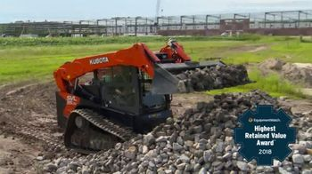 Kubota SVL Trackloaders TV Spot, 'Operate Worry-Free' - Thumbnail 8