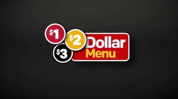 McDonald's $1 $2 $3 Dollar Menu TV Spot, 'Any Size: Soft Drinks' - Thumbnail 7