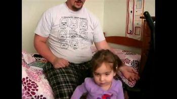National Responsible Fatherhood Clearinghouse TV Spot, 'Fatherhood Involvement: Vacuum' - Thumbnail 6