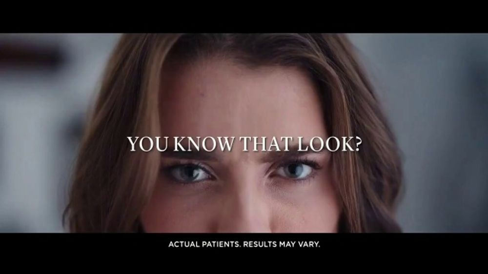 Botox Cosmetic TV Commercial, 'Own Your Look' - Video