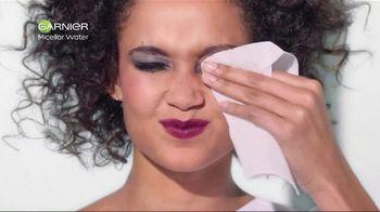 Garnier Micellar Cleansing Water TV Spot, 'Your Skin Deserves Better' - Thumbnail 1